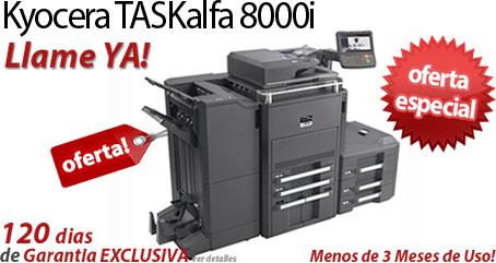 Comprar una Kyocera TASKalfa 8000i