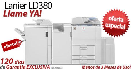 Comprar una Lanier LD380