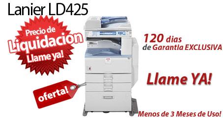Comprar una Lanier LD425SP