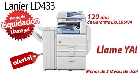 Comprar una Lanier LD433SP