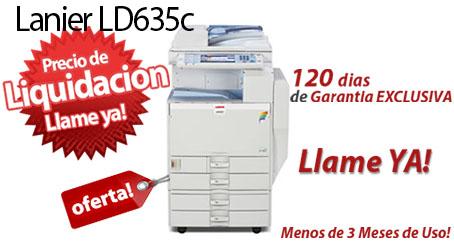 Comprar una Lanier LD635C