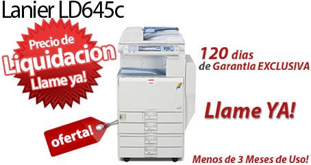 Comprar una Lanier LD645C