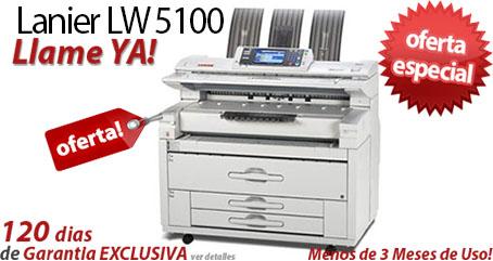 Comprar una Lanier LW5100