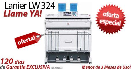 Comprar una Lanier LW324