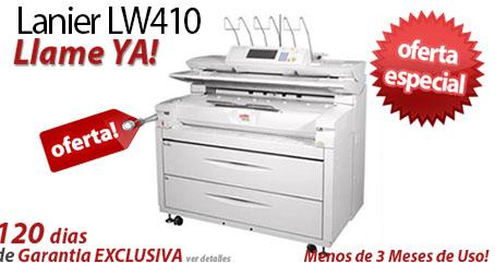 Comprar una Lanier LW410