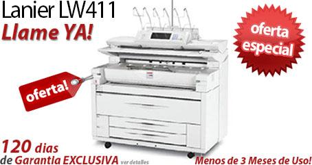 Comprar una Lanier LW411