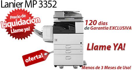 Comprar una Lanier MP 3352