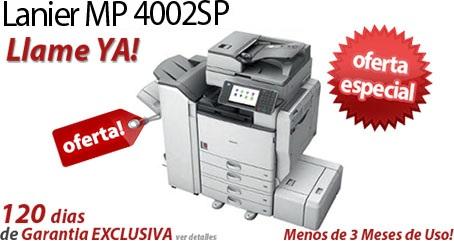 Comprar una Lanier MP 4002SP