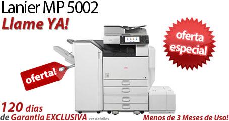 Comprar una Lanier MP 5002