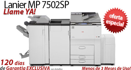 Comprar una Lanier MP 7502SP