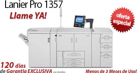 Comprar una Lanier Pro 1357