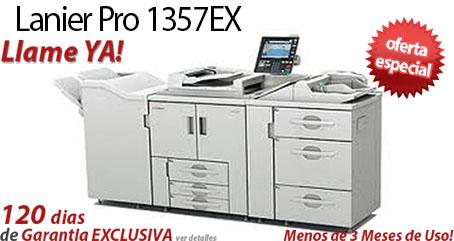 Comprar una Lanier Pro 1357EX