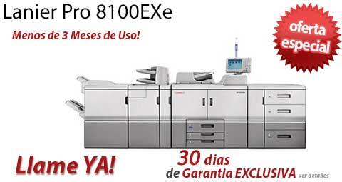 Comprar una Lanier Pro 8100EXe
