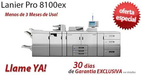 Comprar una Lanier Pro 8100EX