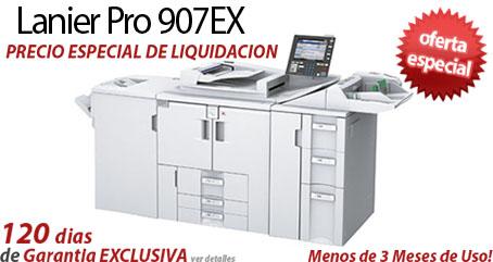 Comprar una Lanier Pro 907EX