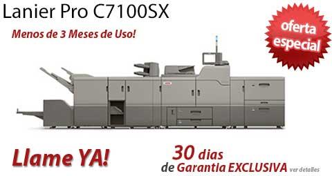 Comprar una Lanier Pro C7100SX