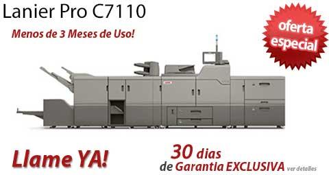 Comprar una Lanier Pro C7110