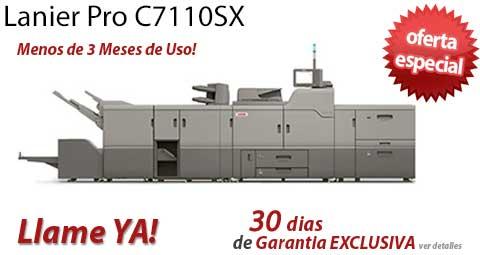 Comprar una Lanier Pro C7110SX