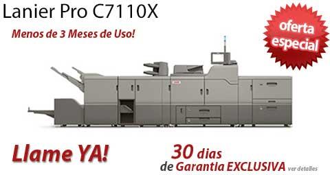 Comprar una Lanier Pro C7110X