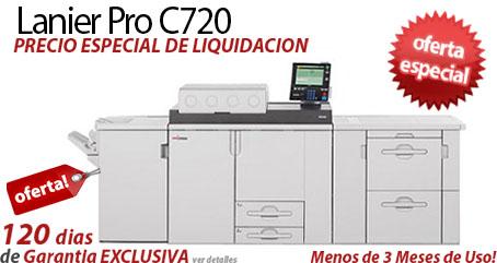 Comprar una Lanier Pro C720