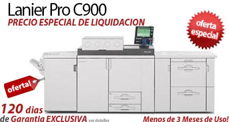Comprar una Lanier Pro C900