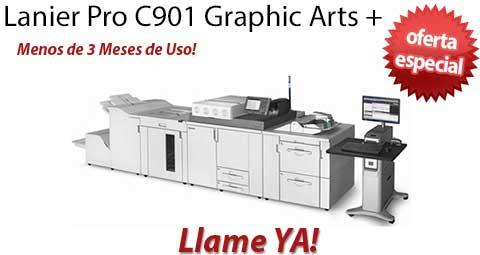 Comprar una Lanier Pro C901 Graphic Arts +