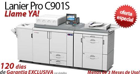 Comprar una Lanier Pro C901S