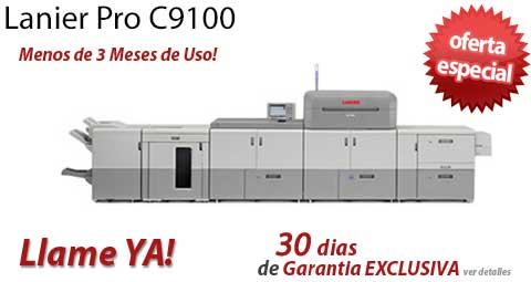 Comprar una Lanier Pro C9100