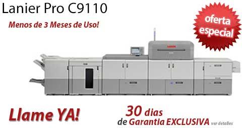 Comprar una Lanier Pro C9110
