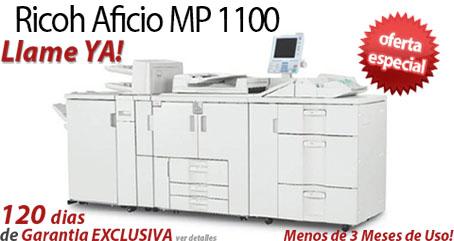 Comprar una Ricoh Aficio MP1100