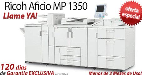 Comprar una Ricoh Aficio MP1350