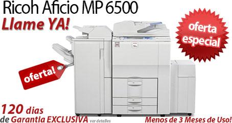 Comprar una Ricoh Aficio MP 6500