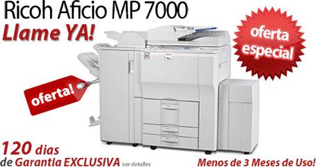 Comprar una Ricoh Aficio MP 7000