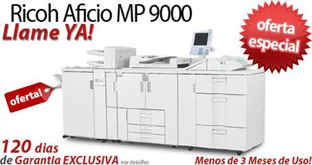 Comprar una Ricoh Aficio MP9000