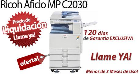 Comprar una Ricoh Aficio MP C2030