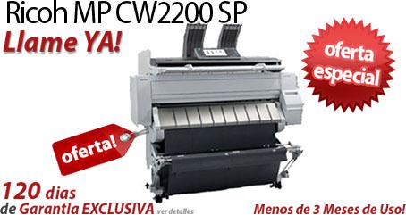 Comprar una Ricoh Aficio MP CW2200SP