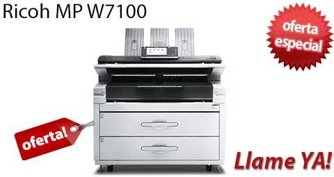 Comprar una Ricoh MP W7100