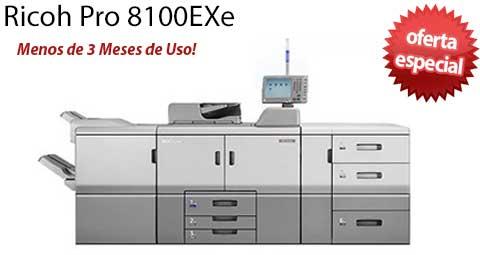 Comprar una Ricoh Pro 8100EXe