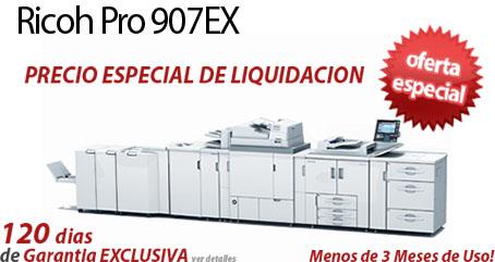 Comprar una Ricoh Pro 907EX
