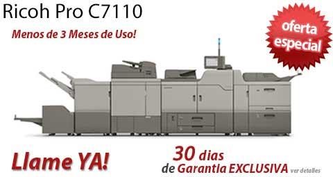 Comprar una Ricoh Pro C7110