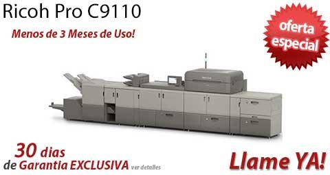 Comprar una Ricoh Pro C9110