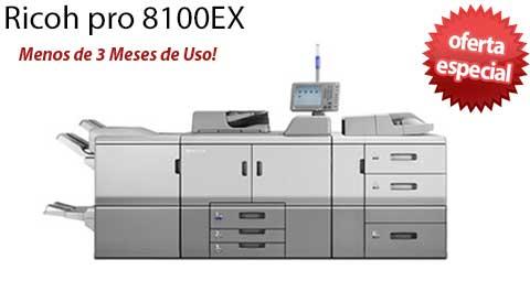 Comprar una Ricoh Pro 8100EX