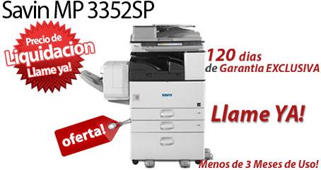 Comprar una Savin MP 3352SP
