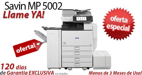 Comprar una Savin MP 5002