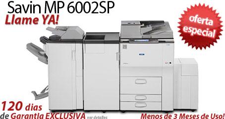Comprar una Savin MP 6002SP