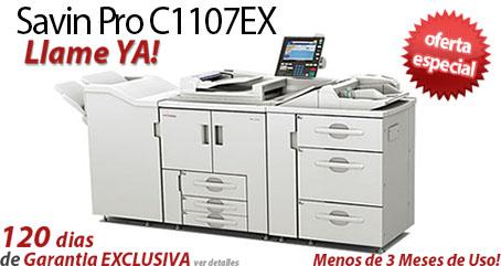 Comprar una Savin Pro 1107EX