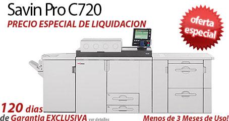 Comprar una Savin Pro C720