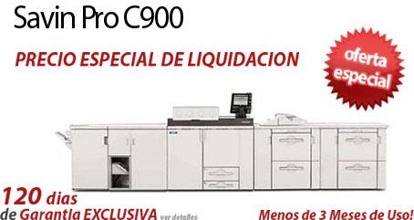 Comprar una Savin Pro C900