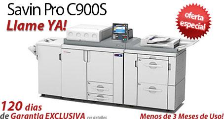 Comprar una Savin Pro C900S
