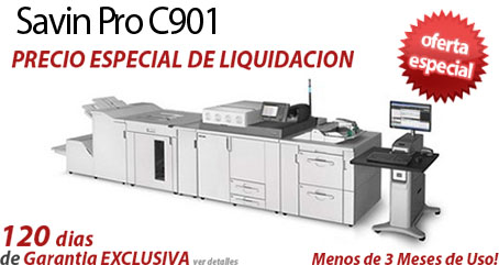 Comprar una Savin Pro C901